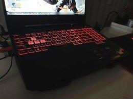 Ноутбуки - Игровой Ноутбук Asus TUF Gaming FX505DT Черный, 0