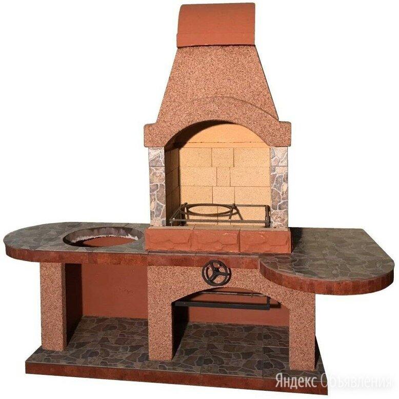 Печь барбекю с казаном Фатон по цене 90990₽ - Печи для казанов, фото 0