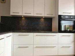 Мебель для кухни - Кухонный гарнитур угловой TDS-MO-014 в белом…, 0