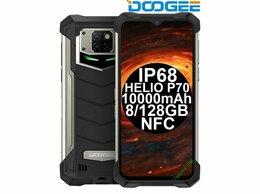 Мобильные телефоны - Новые Doogee S88 Plus Black IP68 10000mAh…, 0