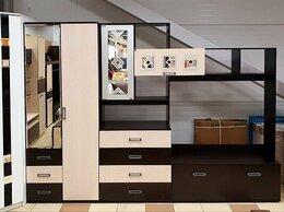 Шкафы, стенки, гарнитуры - Гостиная Белла с 2- СТВ шкафом венге 💥 0446💥, 0