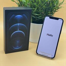 Мобильные телефоны - iPhone 12 Pro Pacific blue 256 GB, 0