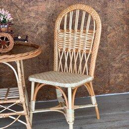Стулья, табуретки - Плетёный стул ручной работы. , 0