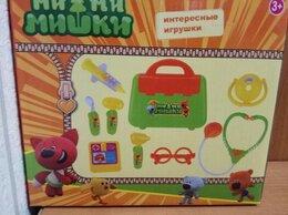 Детские наборы инструментов - Аптечка МИМИМИшка, 0