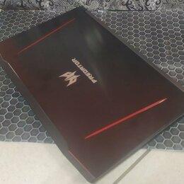 Ноутбуки - Мощный игровой ноутбук Acer Predator i5/8gb/2000gb/ssd 128, 0