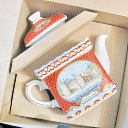 Заварочные чайники - Чайник подарочный Англия фарфор середина 20 века новый, 0