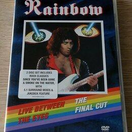 Музыкальные CD и аудиокассеты - Rainbow - Live Between The Eyes / The Final Cut 2DVD - ДиВиДи, 0