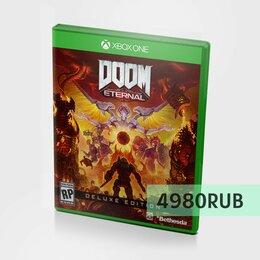 Игры для приставок и ПК - DOOM Eternal Deluxe Edition, 0