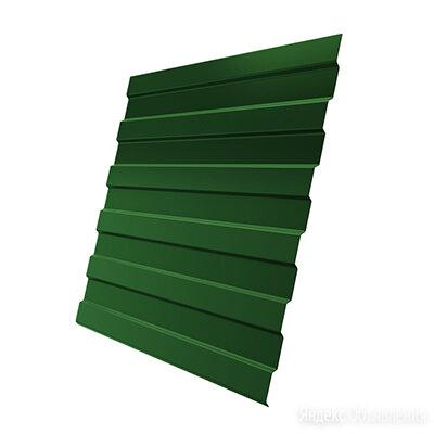 Профнастил С-8 0,45 RAL 6002 лиственно-зеленый 2 м по цене 2061₽ - Кровля и водосток, фото 0