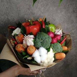 Цветы, букеты, композиции - Вкусный букет из овощей, 0