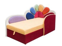 Кроватки - Детский диван-Семицветик, 0