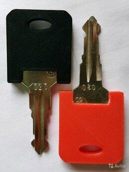 Перевозка багажа - Все ключи для багажников Thule, 0