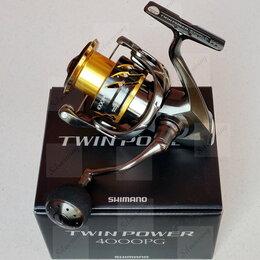 Катушки - Катушка Shimano 20 Twin Power 4000PG, 0