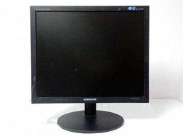 Мониторы - 19/5:4/Samsung_E1920NR/black(TFT TN, 1280x1024,W17, 0