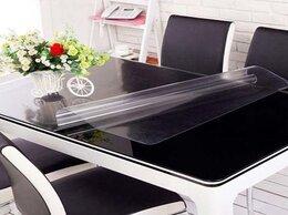Скатерти и салфетки - Прозрачная скатерть на стол 60x120 толщина 1 мм…, 0