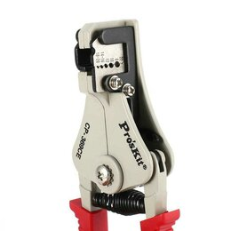 Товары для электромонтажа - Инструмент для снятия изоляции ProsKit CP-369CE, 0