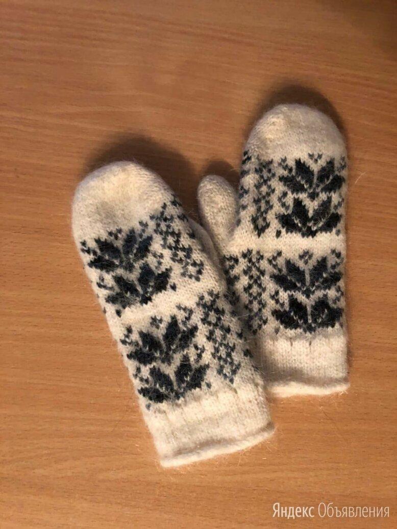 Варежки теплые на девочку по цене 150₽ - Перчатки и варежки, фото 0