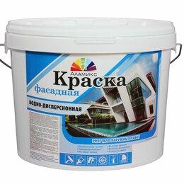 Краски - Краска фасадная водно-дисперсная PROF для наружных работ, 0