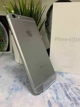 Мобильные телефоны - iPhone 6s Plus 32GB Gray б/у, 0