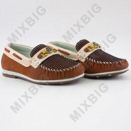 Туфли и мокасины - Мокасины Леопард для мальчиков, 0