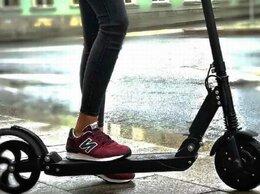 Самокаты - Электросамокат e-scooter, 0