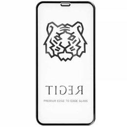 Защитные пленки и стекла - Защитное стекло для iPhone XS MAX Tiger 5D…, 0