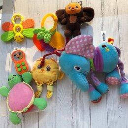 Погремушки и прорезыватели - Пакет игрушек для малышей грызунки погремушки, 0