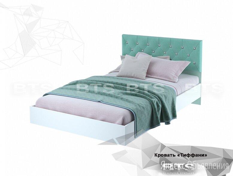 Кровать Тифани КР-09 по цене 8800₽ - Кровати, фото 0