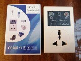 Системы Умный дом - GSM розетка умный дом SW-01, 0