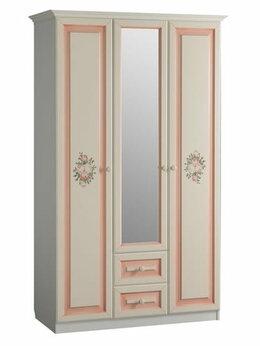 Шкафы, стенки, гарнитуры - Шкаф Алиса 3-ств., 0