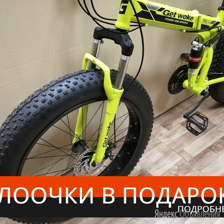 Велосипед фэтбайк по цене 12590₽ - Велосипеды, фото 0