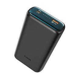 Универсальные внешние аккумуляторы - Внешний аккумулятор HOCO Q1A 20000 mAh 20W Черный, 0
