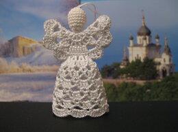 Новогодние фигурки и сувениры - Ангел, 0