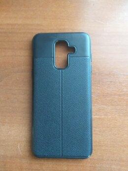Чехлы - Продаю новый чехол для смартфона Самсунг А 6+, 0