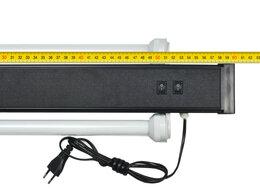 Оборудование для аквариумов и террариумов - Светильник для аквариума 60 см с лампами Т8 (G13), 0