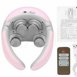 Другие массажеры - Массажер аккумуляторный для шеи(плеч), 0