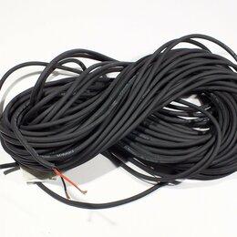 Кабели и разъемы - Акустический кабель 30 метров DRAKA Speaker Germany, 0