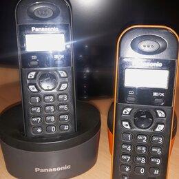 Проводные телефоны - Стационарный телефон Panasonic KX-TG1311RU, 0