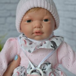 Куклы и пупсы - Испанская кукла Nines le Petit 5100, 0