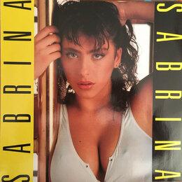 Музыкальные CD и аудиокассеты - LP.Sabrina – Sabrina - 1987, 0