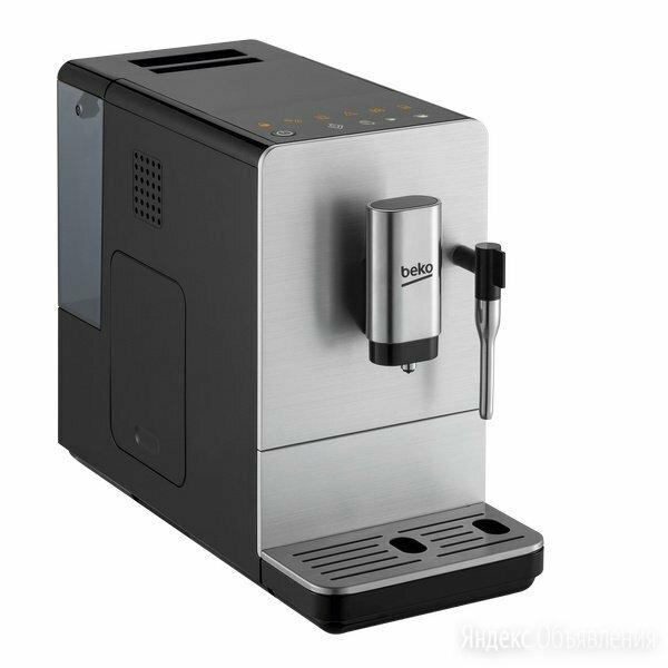 Кофемашина автоматическая Beko CEG5311X по цене 17490₽ - Кофеварки и кофемашины, фото 0