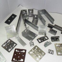 Уголки, кронштейны, держатели - Комплектующие для вентилируемого фасада, 0