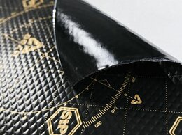 Изоляционные материалы - Шумоизоляция STP Aero Аэро, 0