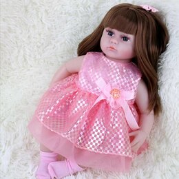 Куклы и пупсы - НОВАЯ кукла РЕБОРН , 0