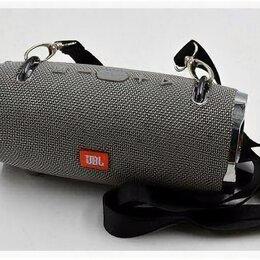 Портативная акустика - Колонка JBL Xtreme Mini 2 Грей. 22см, 0