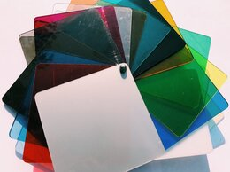 Поликарбонат -  Монолитный поликарбонат Borrex 15 мм цветной, 0