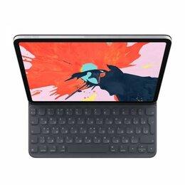 """Чехлы для планшетов - Клавиатура Smart Keyboard Folio для iPad Pro 11"""", русская раскладка, 0"""