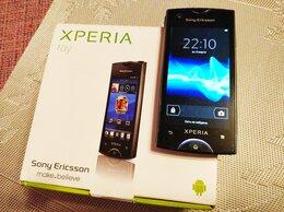 Мобильные телефоны - Sony Ericsson Xperia ray Black РосТест, 0