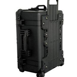 Кейсы и чехлы - Кейс пластиковый новый ударопрочный защитный кейс на колёсах, 0