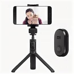 Штативы и моноподы - Монопод для селфи Xiaomi Mi Bluetooth Selfie Stick Tripod Black, 0